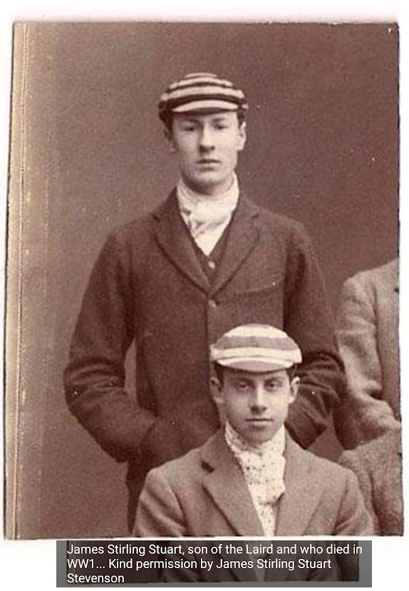 James Stirling Stuart